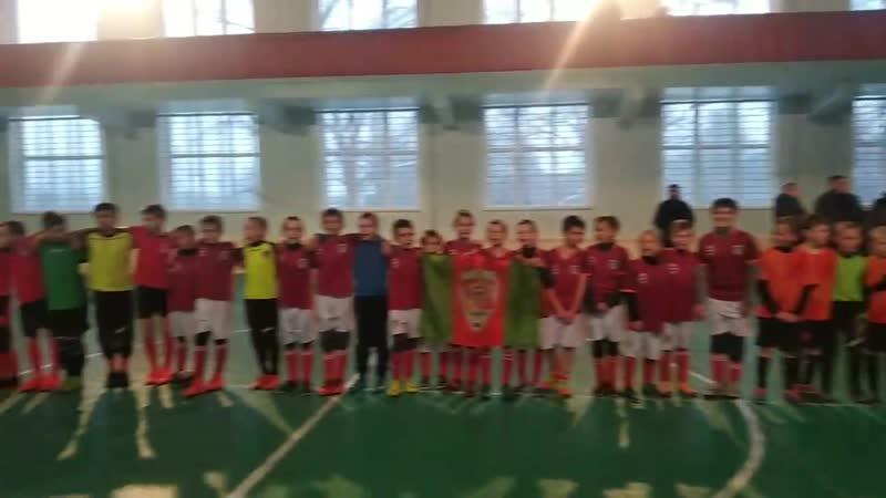 ФК Химик ДЮСШ №2 Победители турнира посвященного Всемирному Дню Футбола 2018