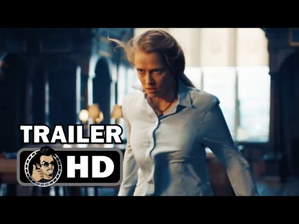 A DISCOVERY OF WITCHES Official Trailer HD Teresa Palmer Fantasy