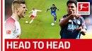 Werner vs. Gnabry - Top Speed Stars Head-to-Head