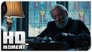 Разговор Китнисс и президента Сноу - Голодные игры И вспыхнет пламя 2013 - Момент из фильма