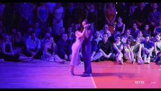 Pablo Rodriguez Corina Herrera - Quejas de bandoneon - Tango exhibition by SivisArt-