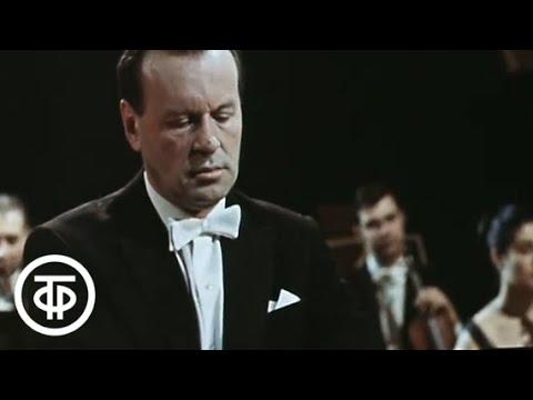 Дирижер. Евгений Светланов. Conductor Yevgeny Svetlanov (1972)