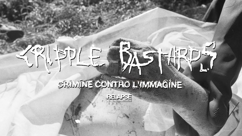 CRIPPLE BASTARDS - Crimine Contro L'Immagine (Official Audio)