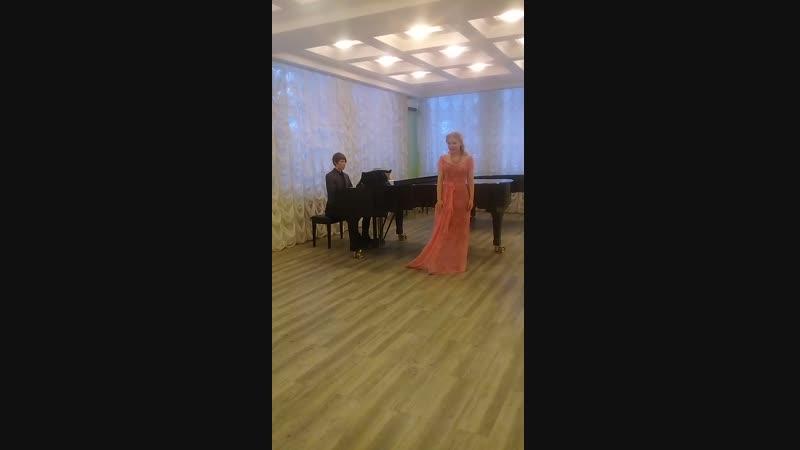 Марфа Царская невеста Н. А. Римский-Корсаков