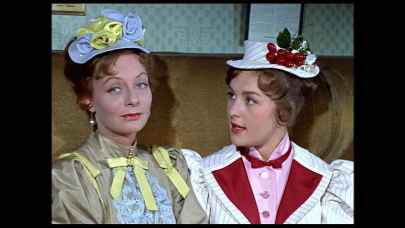 Тётушка Чарли (Дания, 1959) комедия-вариация на тему Здравствуйте, я ваша тетя!