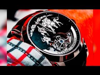 Самые дорогие часы в мире. 3 Место.