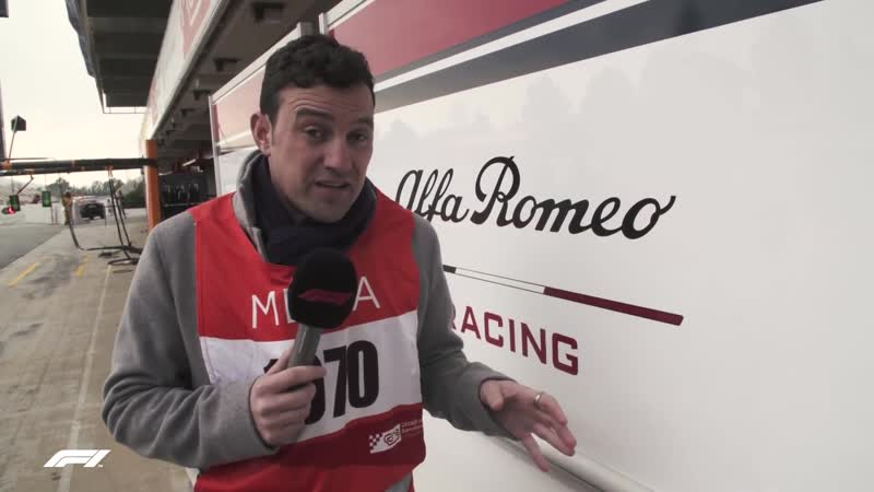 Everything You Need To Know About Alfa Romeo F1 Testing 2019
