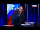 СКАНДАЛ Собчак облила Жириновского водой на дебатах у Соловьева
