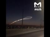 Запуск ракеты со спутником с космодрома Плесецк (1080p).mp4