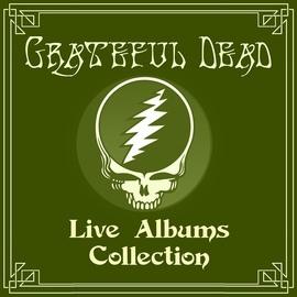 Grateful Dead альбом Live Albums Collection
