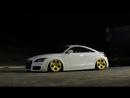 Audi Mk2 TT VR6 quattro, Airlift, Rotiform. 4K! | Perfect Stance