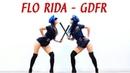 Flo Rida - GDFR Waveya Halloween special perform