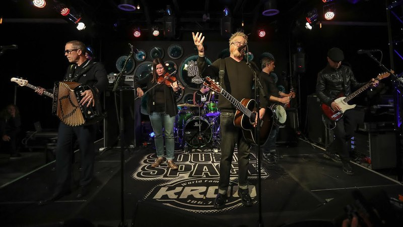 Flogging Molly - Life Is Good - Live at KROQ