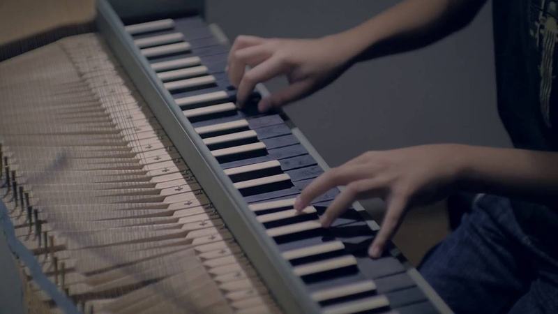 J.S.Bach Invention 13 in A Minor BWV 784 on Clavichord
