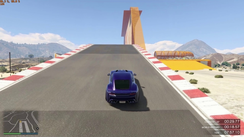 [Jerohan] Outdated - [PC] GTAV: Racing Alley (1.31.969)