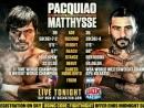 Лукас Маттиссе vs Мэнни Пакьяо Lucas (Martin Matthysse vs Manny Pacquiao) 15.07.2018