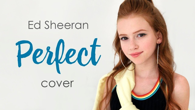 Ed Sheeran - Perfect (Cover 2018 by Anastasiya Baginska)