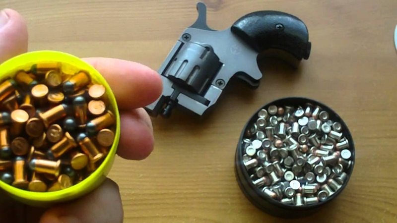 Flobert ammo Sellier Bellot 4mm Randz Curte vs Dynamit Nobel 4mm Lang