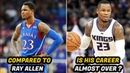 He Was Called the Next Ray Allen | What Happened to Ben McLemore's NBA Career?
