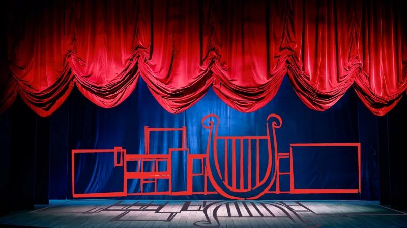 ДК Форносово на Гастолях сцена 2
