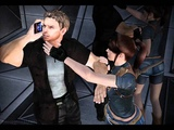 Resident Evil - Chris and Claire Redfield - Tribute