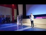 Наталия Орейро - презентация фильма Джильда, Витебск 14.07.2018