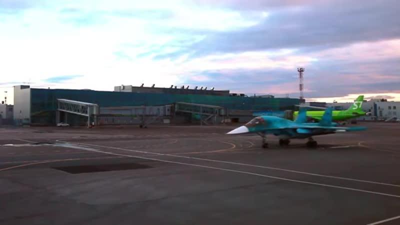 Адский утенок Су-34