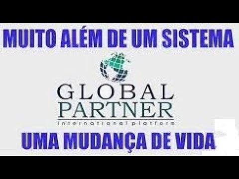 GLOBAL PARTNER MUNDIAL EM BREVE ☛Atualização para não burlar Receba 360% de rendimento