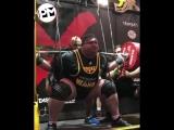 Влад Алхазов - присед 505 кг