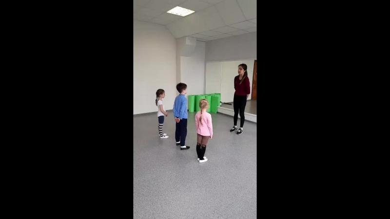 Детская хореография (младшая группа 3)