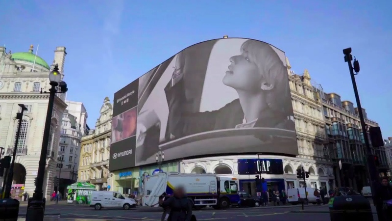 190223 Big Hit Sharing a Video showing BTS ARMYPEDIA IT in London