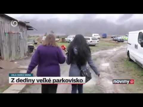 Українці масово залишають свої авто на кордоні Словацьке телебачення