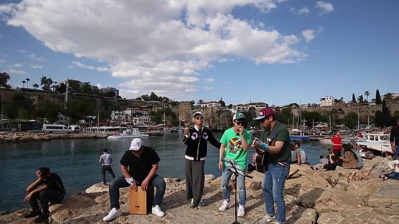 [이타카로 6일차-안탈리아 마리나항구에서] 심수봉-남자는 배 여자는 항구 COVER by