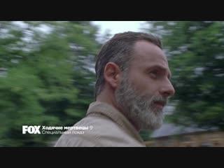 Марафон «Ходячих мертвецов» | FOX