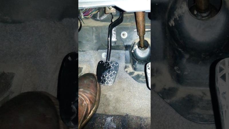 Проблемы с педалью сцепления Mazda 6 gg. В чем проблема и что делать