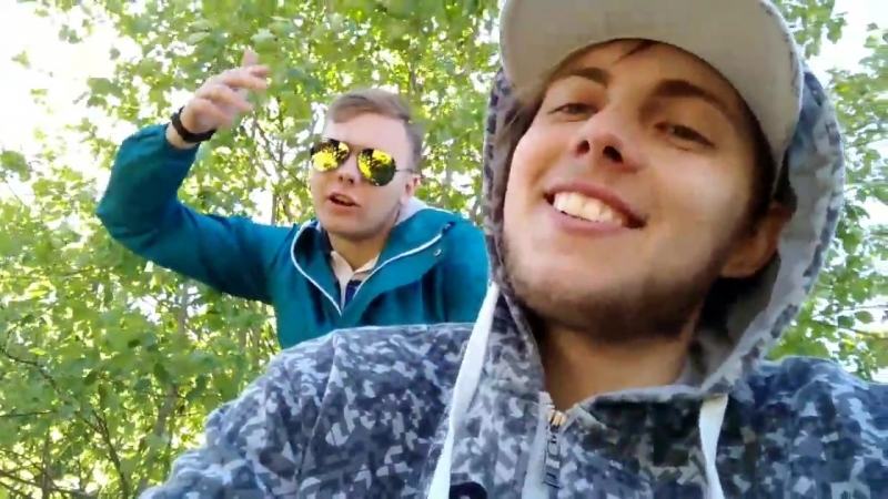 Егор и Тима Gangsta bich
