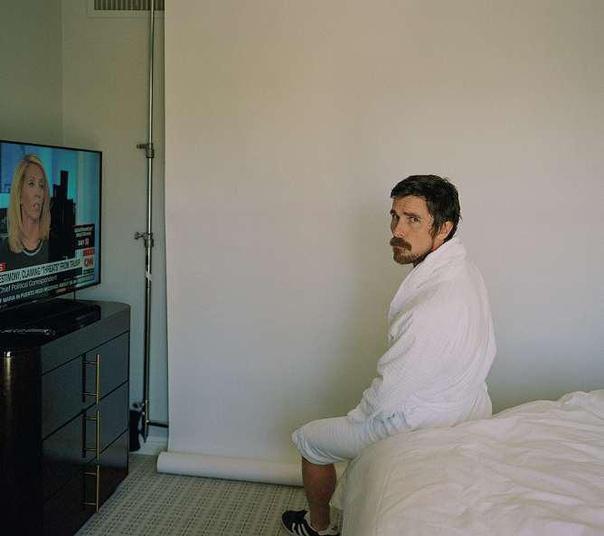 Christian Bale M Le Monde, 2019