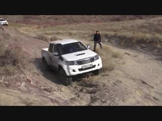Битва Пикапов 2018. Ford F150, Isuzu D-Max, Nissan Navara, Toyota Hilux, VW Amar
