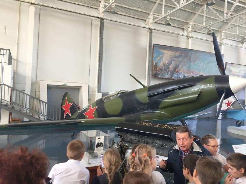 Музей ВВС в Монино. Миг-3