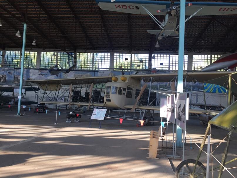 Музей ВВС в Монино. Илья Муромец