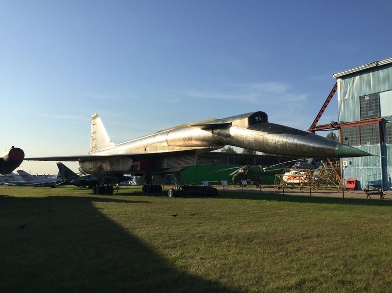 Музей ВВС в Монино. СУ-100. Никого не напоминает?