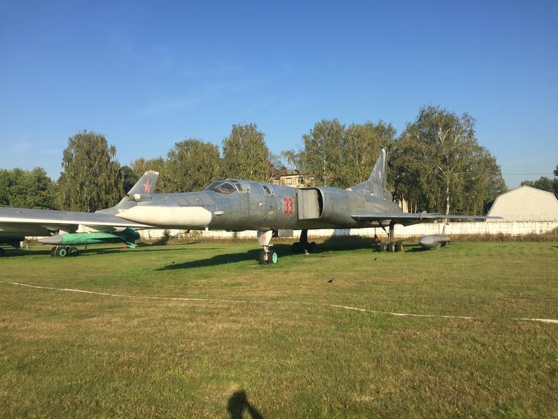 Музей ВВС в Монино. Ту-22М0