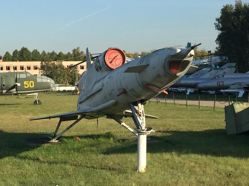 Музей ВВС в Монино. Ту-141 Стриж. Беспилотник