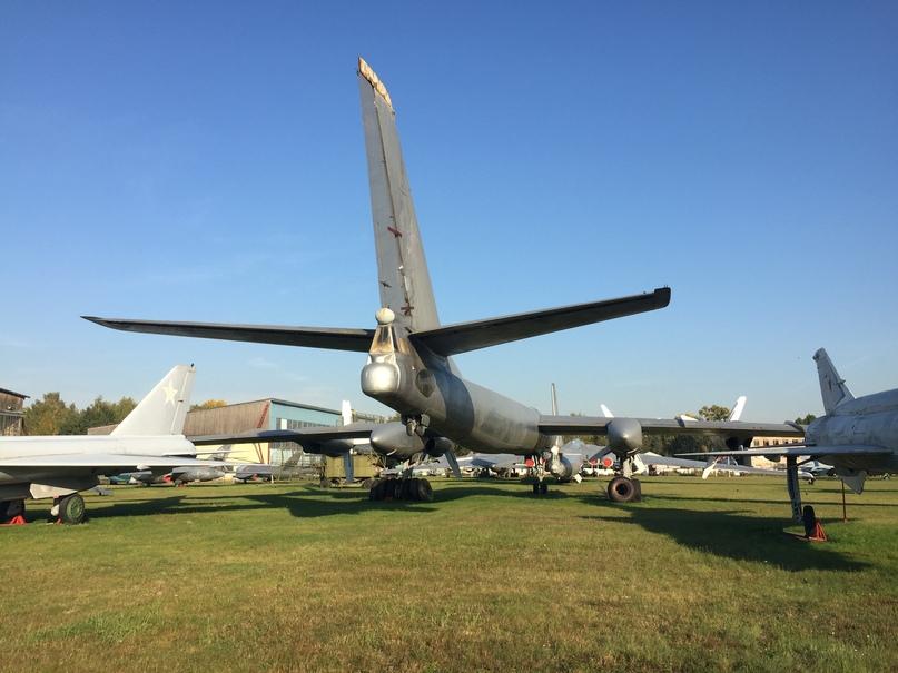 Музей ВВС в Монино. Ту-95 Н