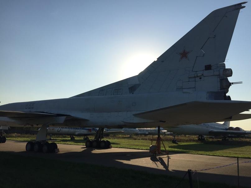 Музей ВВС в Монино. Ту-22М3