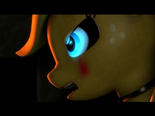 Five nights at Ajs 2 - FNAF 2 song [SAYONARA MAXWELL] [MLP SFM]