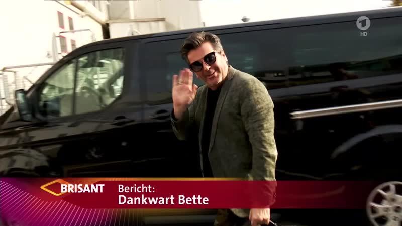 ARD, Brisant, Thomas Anders bittet Florian Silbereisen zum Duett, 19.10.2018
