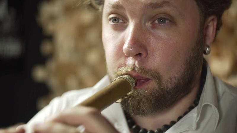 Saulius Petreikis Lithuanian Folk Instruments Birbynė