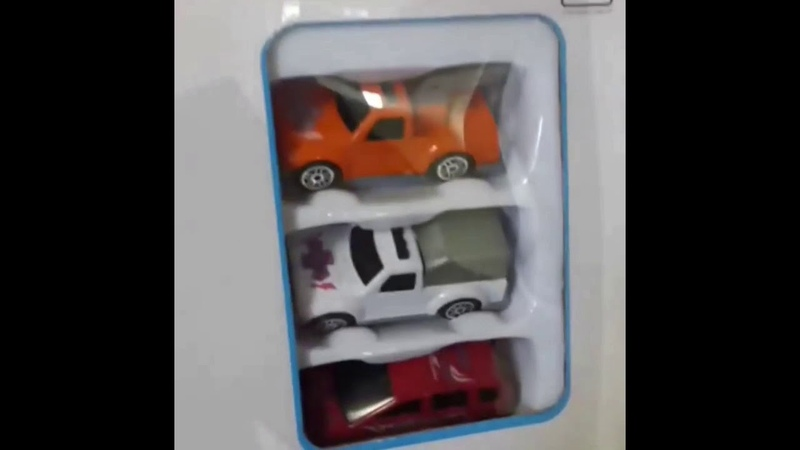 Парковка гараж детский с машинками и лифтом, артикул P8388A-2