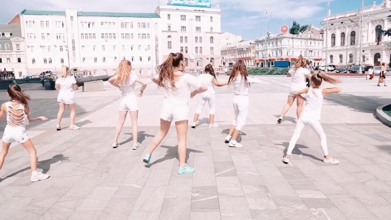 Kazaky–Milk-Choc.Jazz Funk by Анастасия Косых All Stars Dance Centre 2016